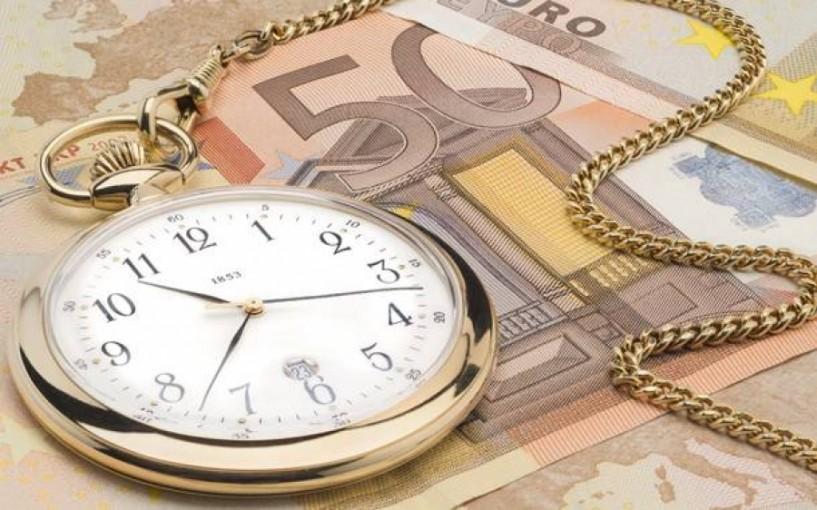Η θέση μας - Ο χρόνος ως χρήμα