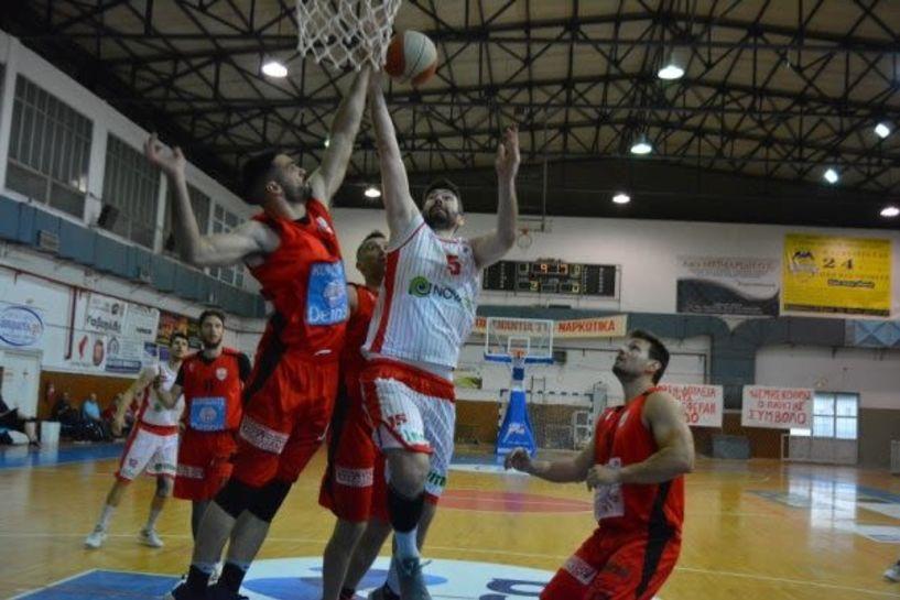 Γ' εθνική. Νίκη και πρωτάθλημα  για τον  Φίλιππο 71-55 την Κέρκυρα