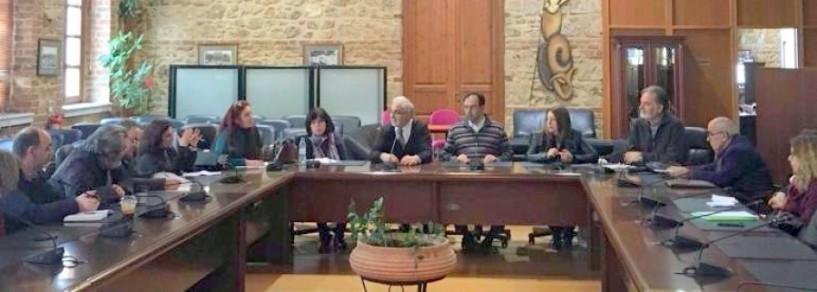 Προετοιμασία στη Βέροια για το δημοτικό συμβούλιο εφήβων στις 24 Μαρτίου