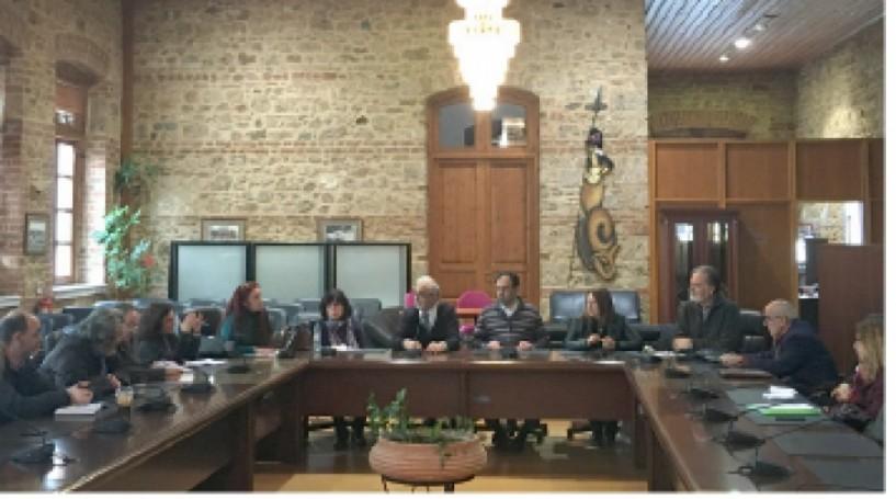 Συνεργασία Δήμου Βέροιας  και Β/θμιας Εκπ/σης για το  Δημοτικό Συμβούλιο Εφήβων