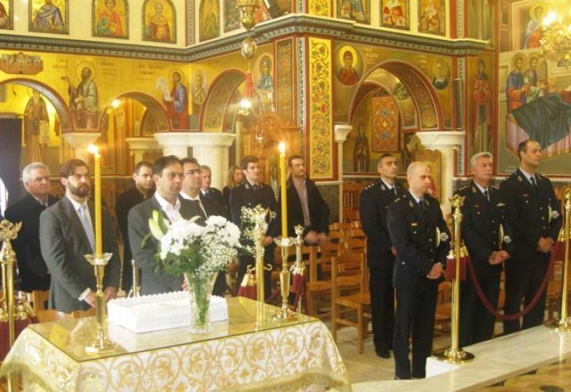 Τη μνήμη συναδέλφων τους τίμησαν οι Αστυνομικοί της Ημαθίας (φωτο)