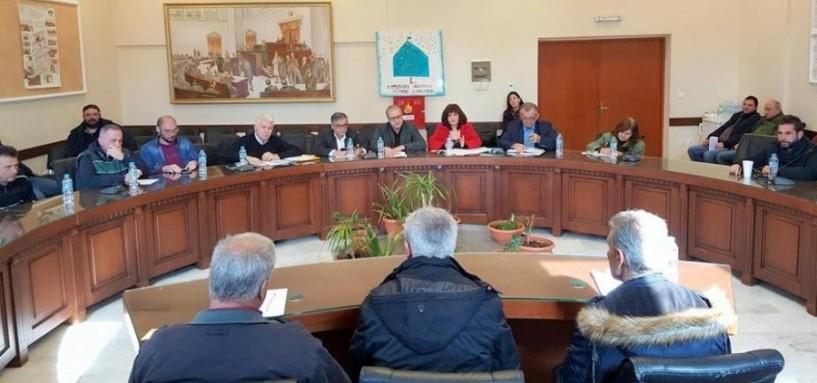 Ομοσπονδία Αγροτικών Συλλόγων δενδρωδών καλλιεργειών πέντε νομών Κεντρικής και Δυτικής Μακεδονίας