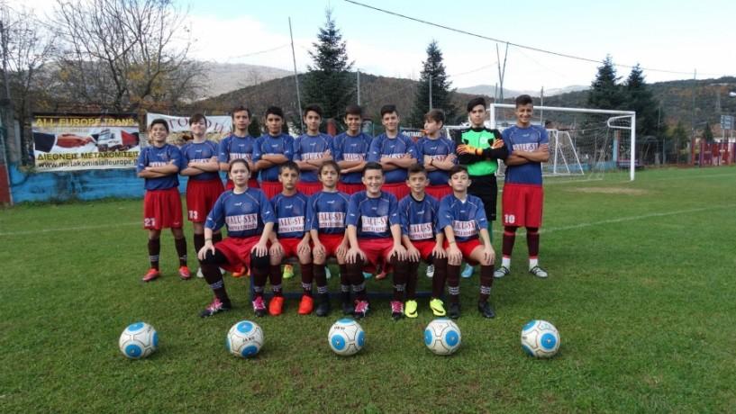 Δραστηριότητες της Ακαδημίας ποδοσφαίρου Βέροιας