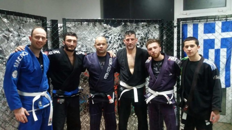 Τρεις αθλητές του ΄Ρωμιού΄ στο ευρωπαϊκό πρωτάθλημα Brazilian Jiu Jitsu της Ρώμης