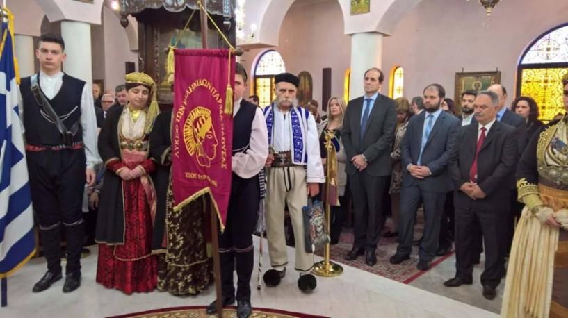 Γιορτάστηκε η Κυριακή της Ορθοδοξίας στη Νάουσα