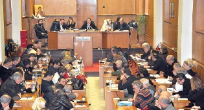 Ο Σερραίος Παν. Σπυρόπουλος πρόεδρος Περιφερειακού Συμβουλίου Κ. Μακεδονίας Αντιπρόεδρος ο Στ. Σαρηγιαννίδης και Γραμματέας ο Θαν. Χειμώνας