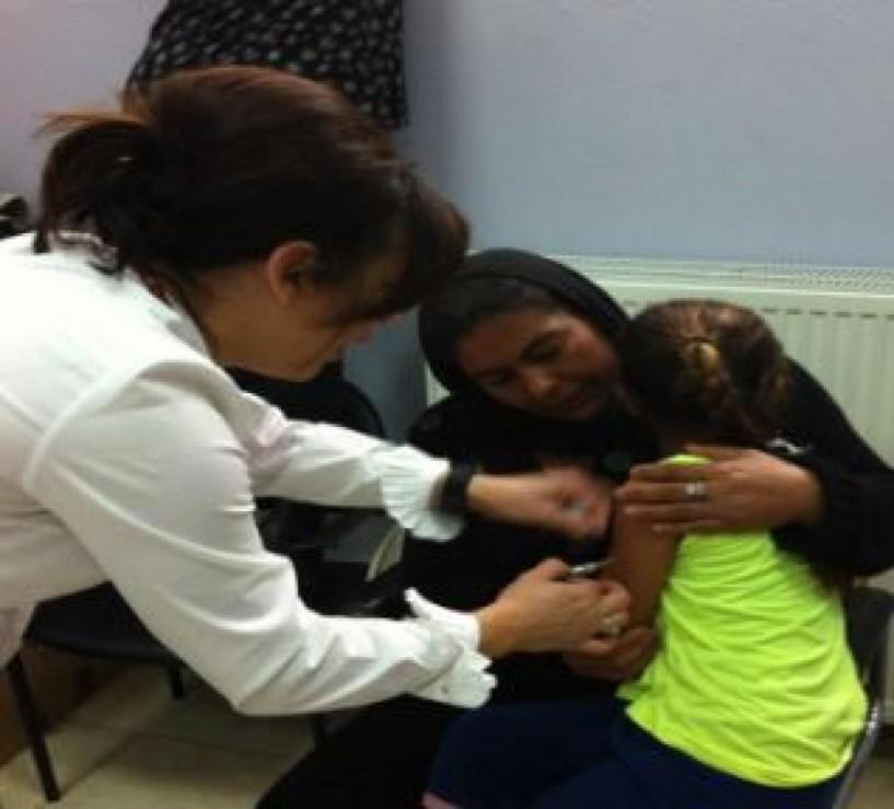 Συνεχίζεται το πρόγραμμα εμβολιασμού  παιδιών άπορων και ανασφάλιστων οικογενειών στο δημοτικό ιατρείο Βέροιας