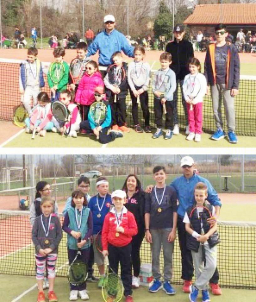 1o Προπαιδικό Πρωτάθλημα Αντισφαίρισης (Ο.Α. Αλέξανδρος Βέροιας)