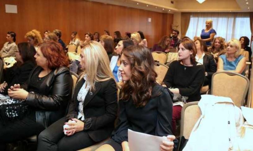 Επιμορφωτικό σεμινάριο με θέμα: «Αποκεντρωμένες δράσεις για την ευαισθητοποίηση αιρετών ή υποψηφίων γυναικών σε θέματα ισότητας και φύλου σε όλη τη χώρα»