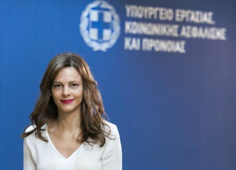 Έφη Αχτσιόγλου: «Κούρεμα» προσαυξήσεων και 120 δόσεις για οφειλές στα ασφαλιστικά ταμεία