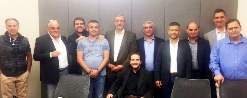 Μπροστάρης στην ίδρυση της Ελληνικής Ένωσης Καφέ ο Τάσος Γιάγκογλου, υποψήφιος Πρόεδρος του Επιμελητηρίου Ημαθίας