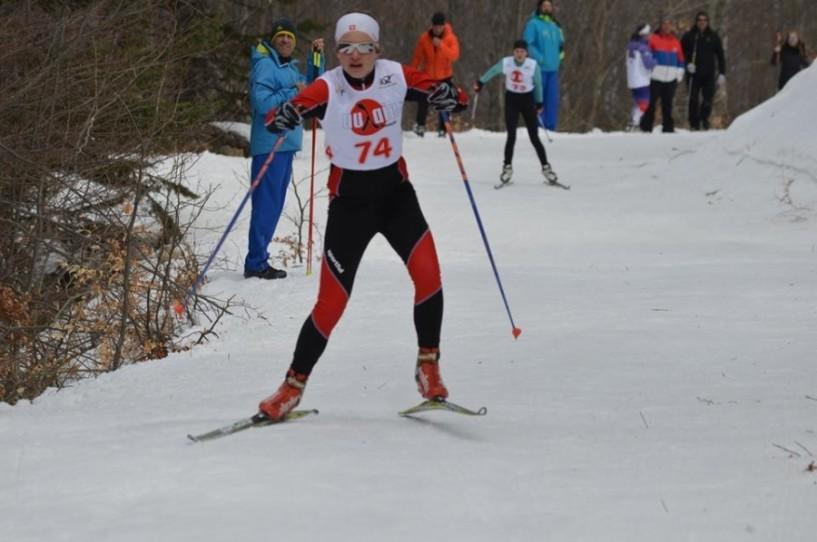 Πρωταθλητές Καραμίχας και Ντάνου στους δρόμους αντοχής του σκι