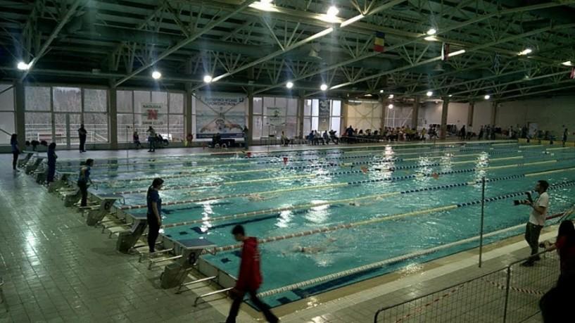 Με 500 αθλητές και απόλυτη οργανωτική επιτυχία οι αγώνες κολύμβησης της Ομοσπονδίας στη Νάουσα. 3.000 αθλητές σε αγώνες μέσα στο 2017