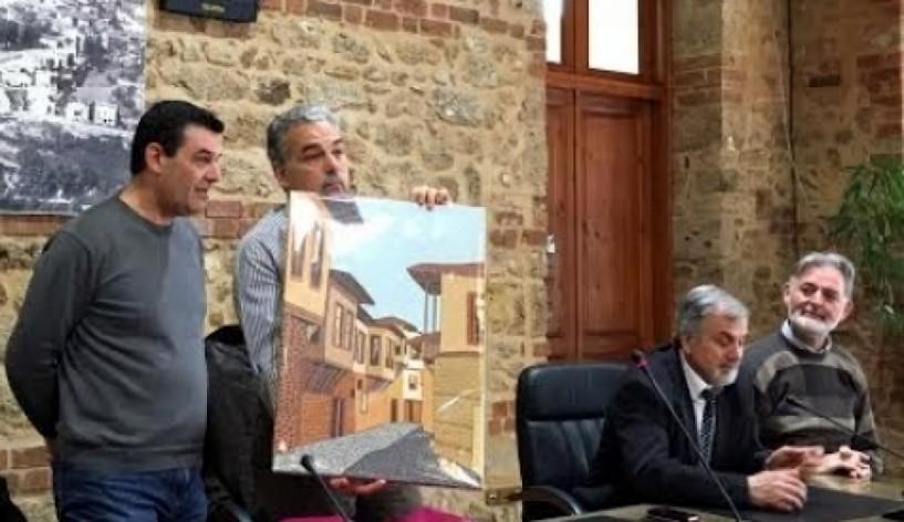 Φόρος τιμής στον Μέγα Αλέξανδρο από μαθητές λυκείων του δήμου Άργους-Μυκηνών στον δήμο Βέροιας