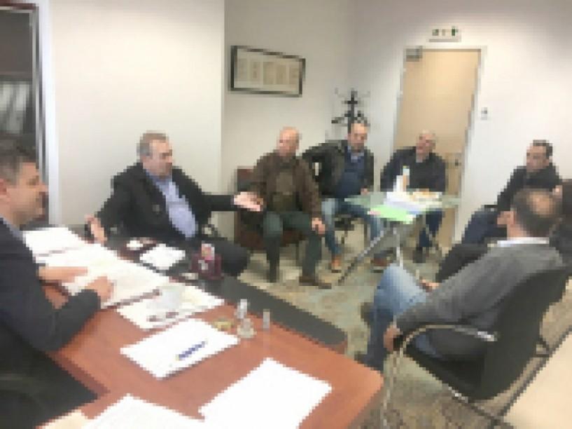 Έτοιμη η Περιφέρεια Κεντρ. Μακεδονίας  για την αδειοδότηση επιχειρήσεων Logistics
