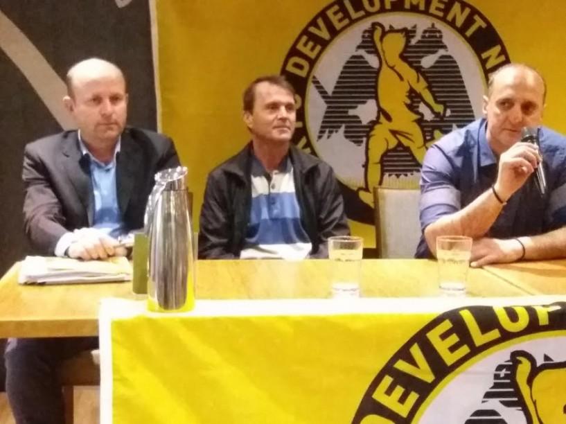 Στην SALA της Εληάς παρουσιάστηκε η Ακαδημία της ΑΕΚ .Παρόντες Σαβέφσκι και Ζελενίτσας.