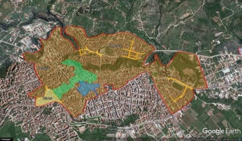 Ποιες παρεμβάσεις θα γίνουν στη Βέροια με τα 4,2 εκατ. ευρώ του Σχεδίου Βιώσιμης Αστικής Ανάπτυξης