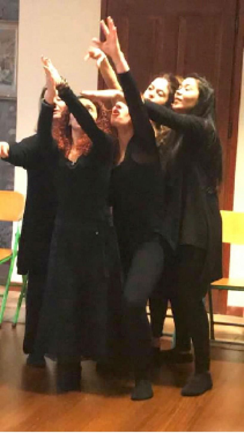 """Το Σάββατο 1 Απριλίου στη Δημόσια Βιβλιοθήκη Βέροιας - «Από τον θυμό… στην ηρεμία …»  μέσα από την διάλεξη -παράσταση  της ομάδας playback """"coo- action"""""""
