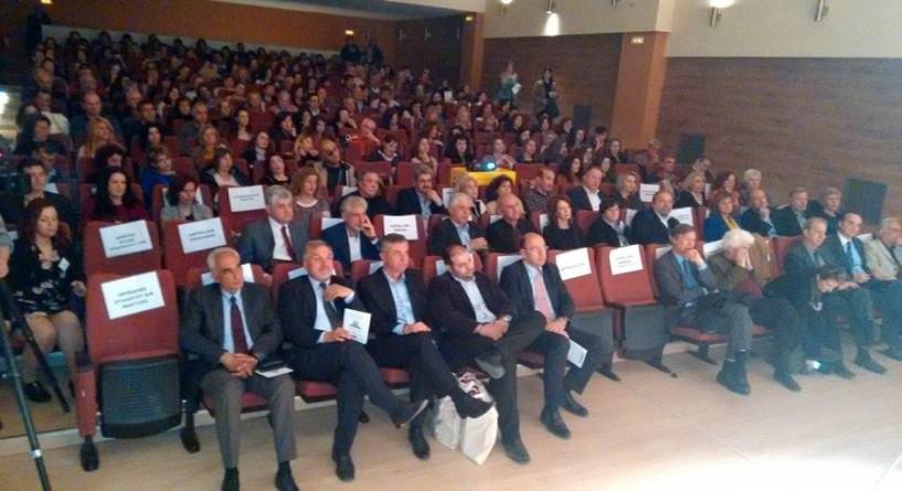 Με στόχο την αναβάθμιση της εκπαίδευσης ξεκίνησε το 1ο Παιδαγωγικό Συνέδριο Ημαθίας