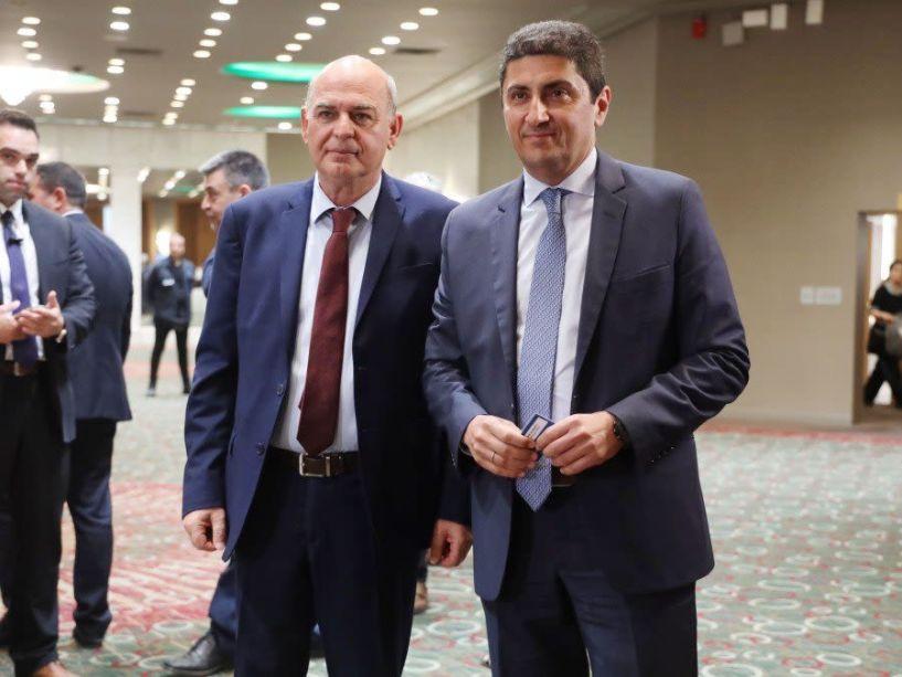 Μίλησαν Αυγενάκης - Γραμμένος και δόθηκαν διευκρινίσεις «Αγαστή συνεργασία, προκειμένου να αναβαθμιστεί το Ποδόσφαιρο»