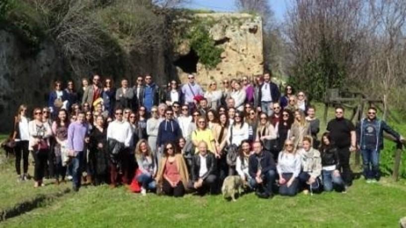 110 μέλη της Σχολής Δικαστών για δεύτερη χρονιά στη Σχολή Αριστοτέλους. Άνοδος της επισκεψιμότητας στον χώρο