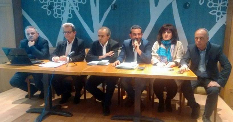 Για ένα σχέδιο ανασυγκρότησης αθλητικών υποδομών στην Ημαθία μίλησε ο γ.γ. Αθλητισμού Ιούλιος Συναδινός
