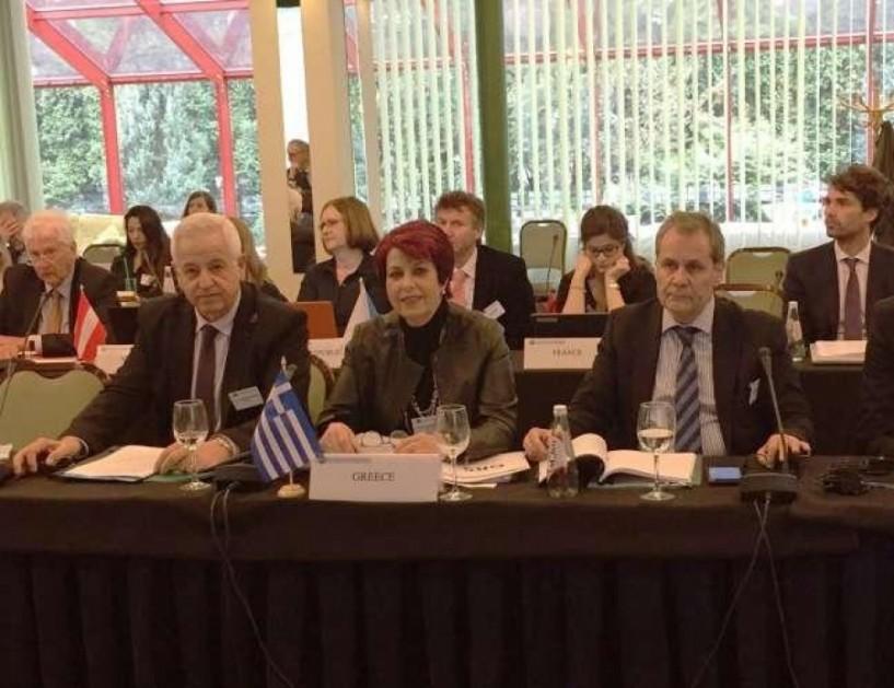 Το προσφυγικό και τα ζητήματα υγείας στη σύνοδο των ευρωπαϊκών εθνικών ιατρικών συλλόγων στο Βίλνιους. Ειδικός εισηγητής ο Τάσος Βασιάδης