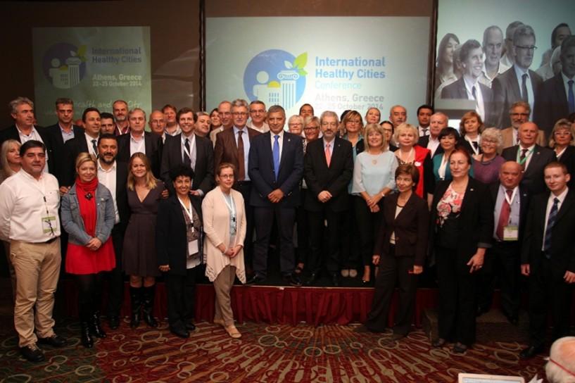Στη 15η συνάντηση του Εθνικού Διαδημοτικού Δικτύου Υγιών Πόλεων ο δήμος Νάουσας