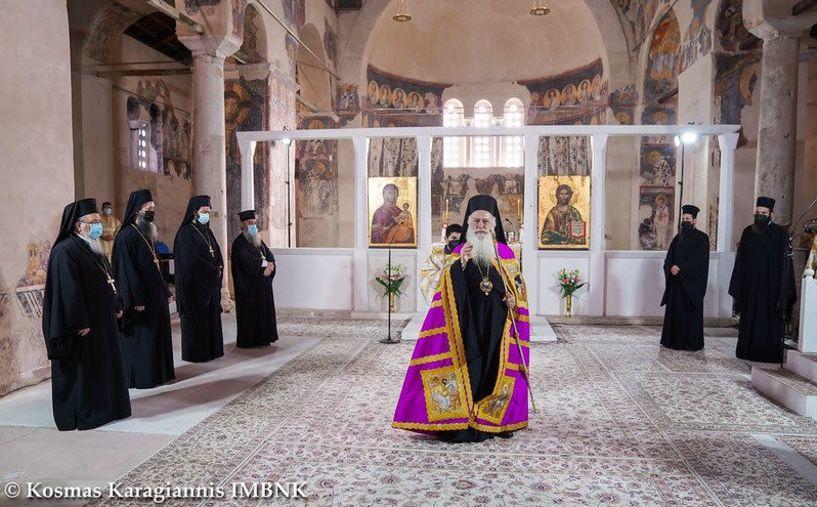 Βέροια: Η γιορτή του Αγίου Αρσενίου Επισκόπου και η επέτειος των εγκαινίων του Παλαιού Μητροπολιτικού Ναού
