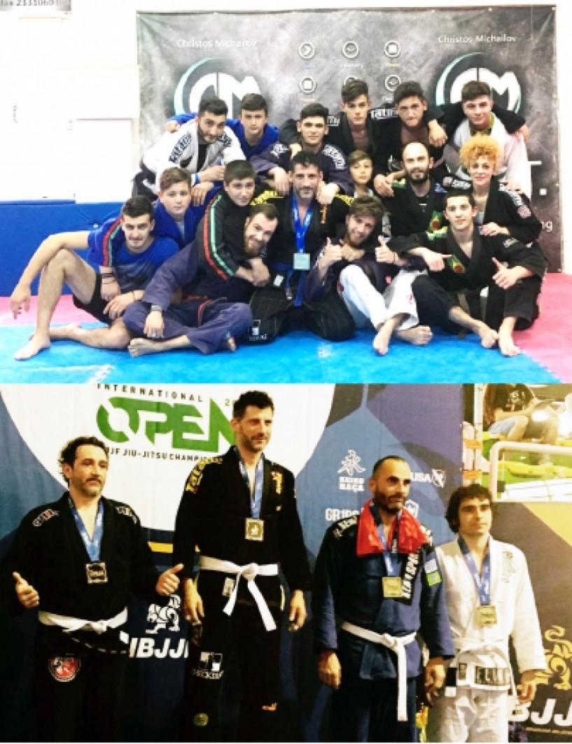 Ευρωπαϊκό χρυσό μετάλλιο για τον Α.Σ. Ρωμιό