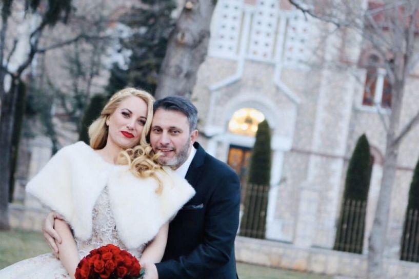 Παντρεύτηκε   ο Κώστας Σαμανίδης