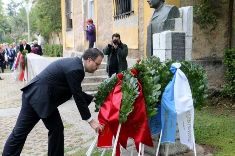 Ο πρόεδρος της ΔΗΜΑΡ Θανάσης Θεοχαρόπουλος για τα 50 χρόνια από την 21η Απριλίου 1967: ΄Η Δημοκρατία κερδήθηκε και δεν χαρίστηκε΄