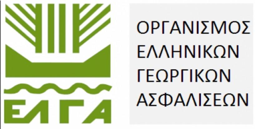Οικονομικές ενισχύσεις 1.334,30 ευρώ από τον ΕΛΓΑ σήμερα στην Ημαθία