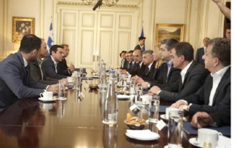 Για το σχεδιασμό της επόμενης μέρας μίλησε χθες  ο Πρωθυπουργός με τους 13 Περιφερειάρχες της χώρας