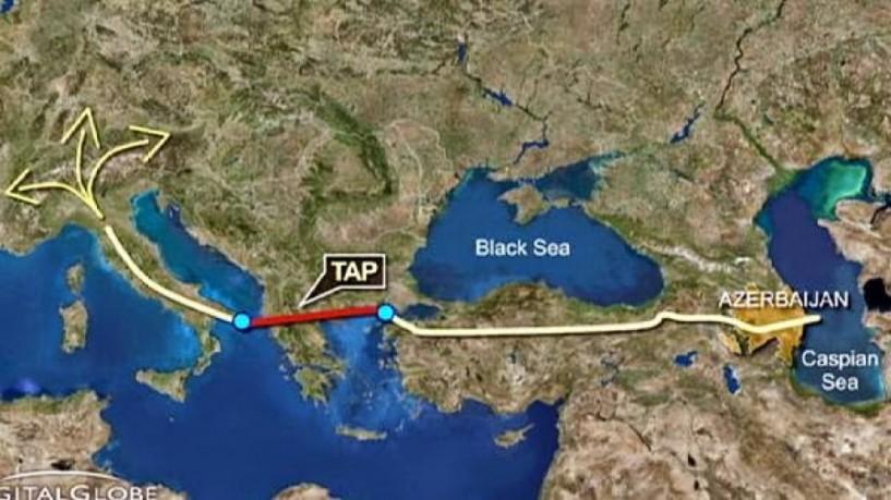 Πρόοδος του ΤAP στην Ελλάδα: επιτυχημένη η πρώτη υδροστατική δοκιμή