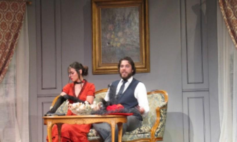 Κατάμεστη η «Στέγη» και τις δύο βραδιές με το «Κούκου» από τον Όμιλο Φίλων Θεάτρου
