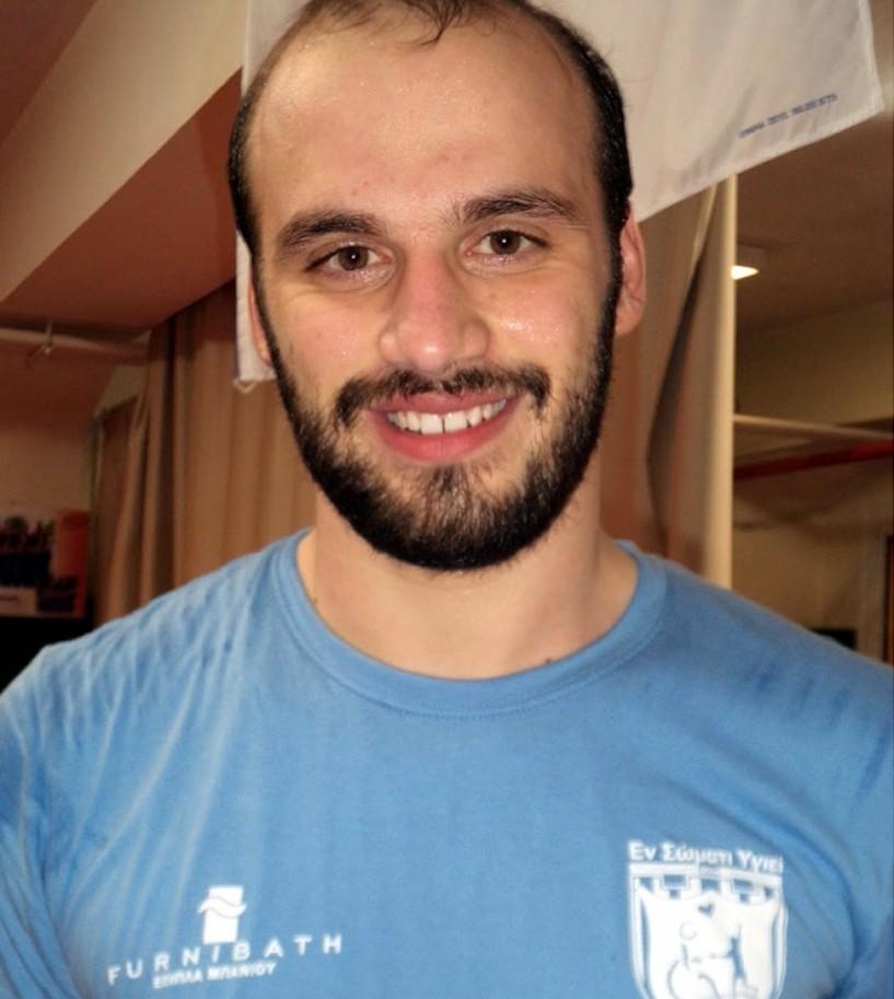 Ο Θωμάς Καραγιάννης σε διεθνές τουρνουά πινγκ πονγκ ΑμεΑ στη Βουλγαρία