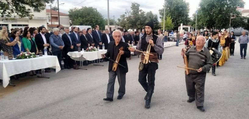 Εκδήλωση μνήμης για την ποντιακή γενοκτονία στο Ζερβοχώρι (ΒΙΝΤΕΟ - ΦΩΤΟΓΡΑΦΙΕΣ)