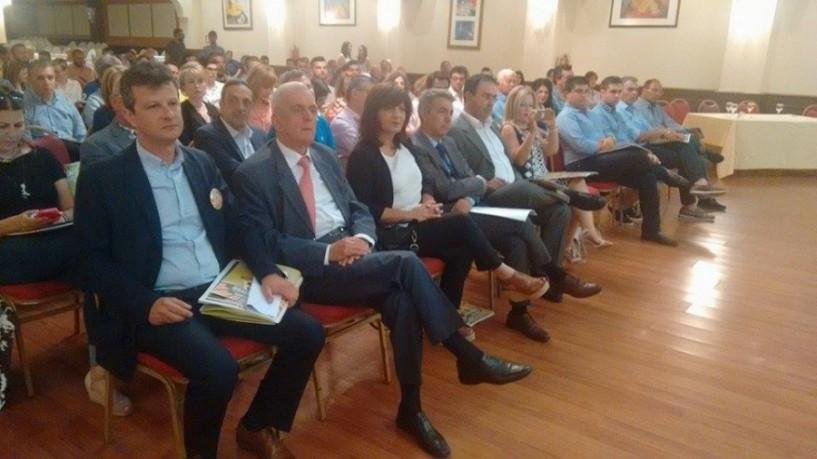 Κασίμης από τη Βέροια: Μεγάλο στοίχημα για τη χώρα η αγροτική παραγωγή. Η Ημαθία μπορεί μέσω της δυναμικής της να είναι παρούσα στις εξελίξεις