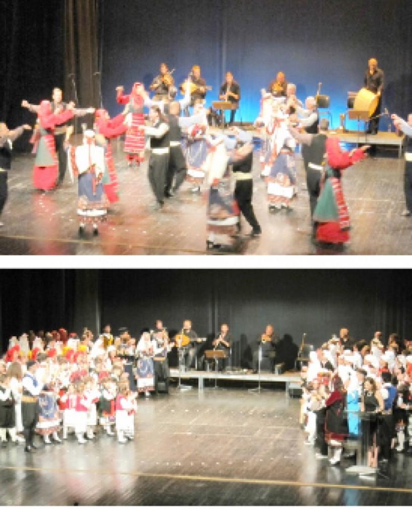 Μια πανδαισία ήχων και χρωμάτων από το Λύκειο Ελληνίδων Βέροιας το μπαούλο με τις θύμησες