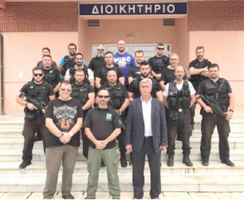 Σε θέματα αυτοάμυνας – αυτοπροστασίας εκπαιδεύτηκαν μέλη της Ένωσης Αστυνομικών Υπαλλήλων Ν. Ημαθίας
