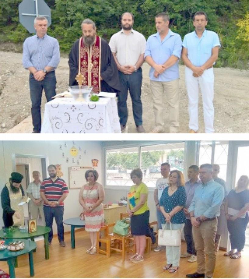 Έργα σε Γιαννακοχώρι-  Ροδοχώρι και Στενήμαχο   εγκαινιάζει ο Δήμος Νάουσας