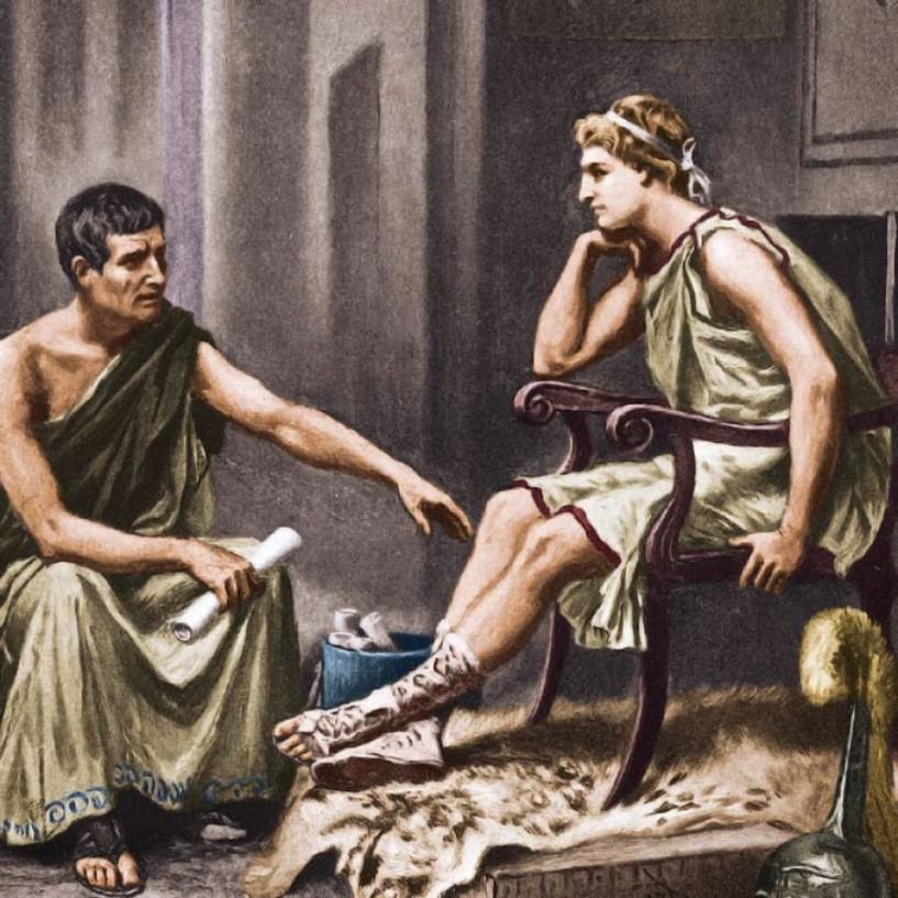 Στον δρόμο -αντοχής- αυτών που άλλαξαν την ιστορία του αρχαίου κόσμου