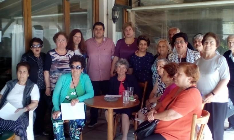 Εξέταση για τη νόσο του αλτζχάιμερ από το ΚΗΦΗ δήμου Νάουσας