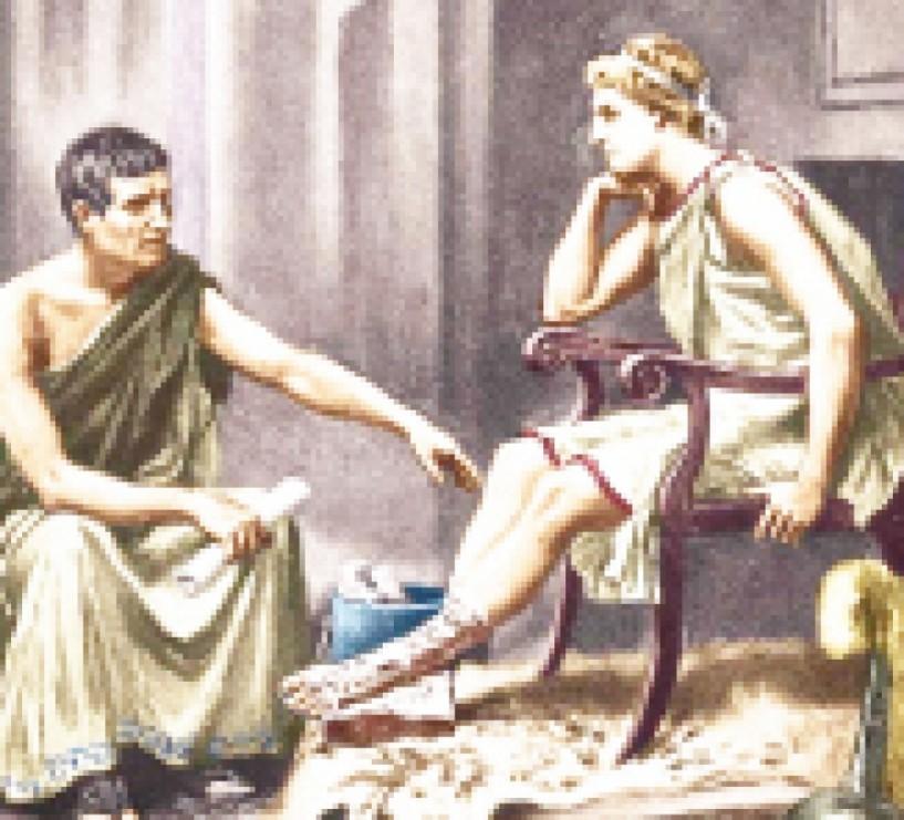 Στον δρόμο αντοχής αυτών που άλλαξαν την ιστορία  του αρχαίου κόσμου