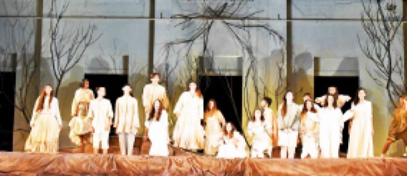 «Sold out» για τα Τμήματα θεατρικής υποδομής του ΔΗΠΕΘΕ