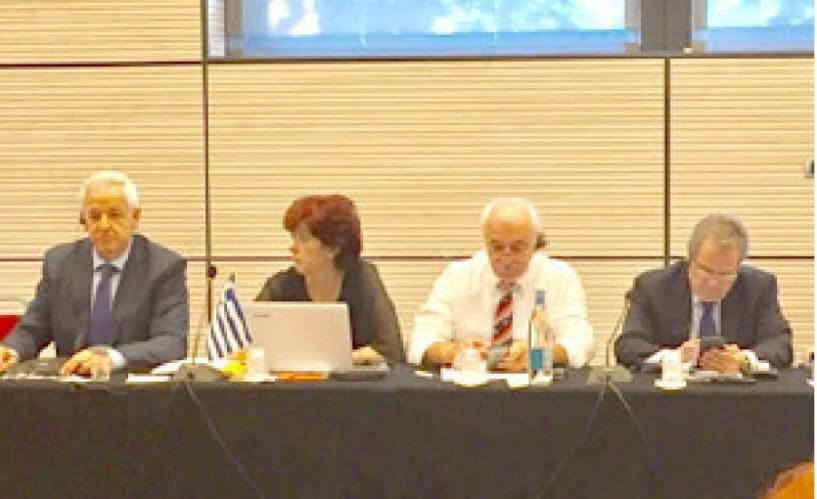 Καίρια υγειονομικά ζητήματα στη σύνοδο της Ceom στη Μodena Ιταλίας - Τις θέσεις του Πανελλήνιου Ιατρικού Συλλόγου παρουσίασε ο Αναστάσιος Βασιάδης