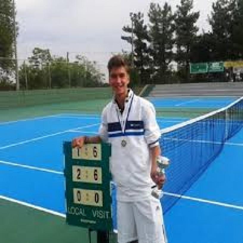 Διεθνή επιτυχία του Δημοσθένη Ταραμονλή στο τένις