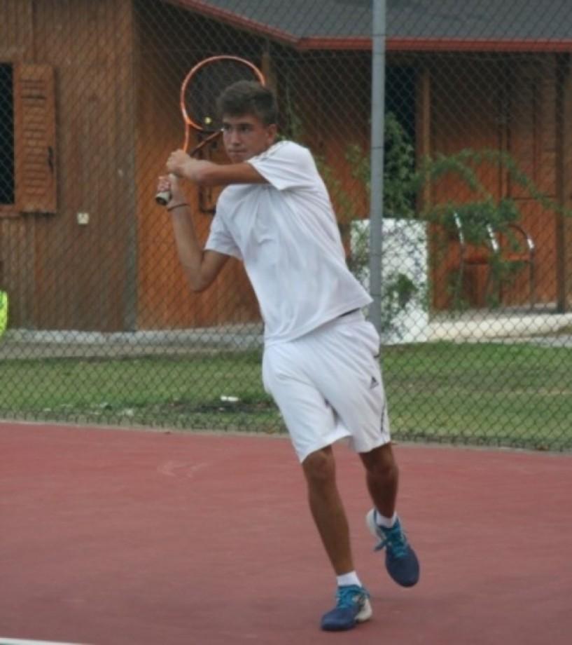 Διεθνής επιτυχία του Δημοσθένη Ταραμονλή στο τένις