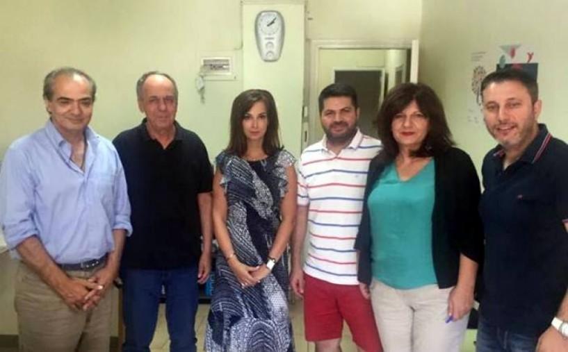 Με βουλευτές του ΣΥΡΙΖΑ οι καταστηματάρχες της Βέροιας! Σήμερα στον αστυνομικό διευθυντή και στο δημοτικό συμβούλιο